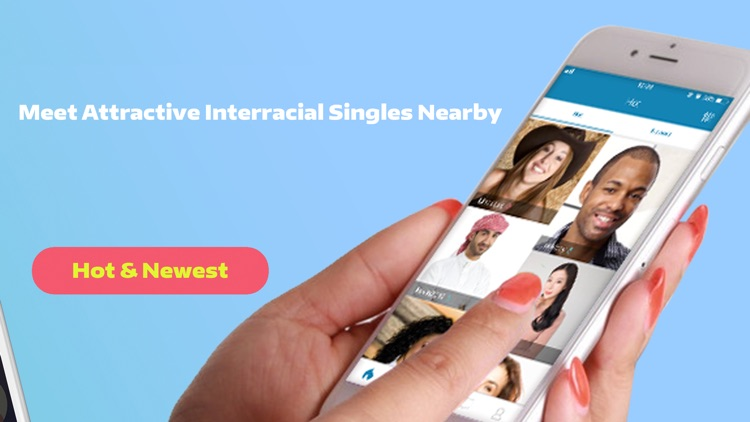 Interracial dating mobile site