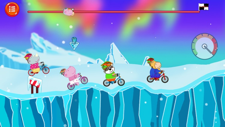Bicycle Racing Games screenshot-0