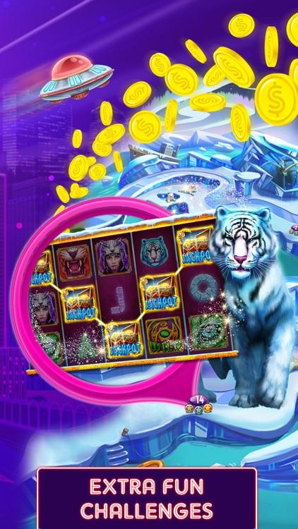 Slot Bonanza- 777 Slots Casino screenshot-4