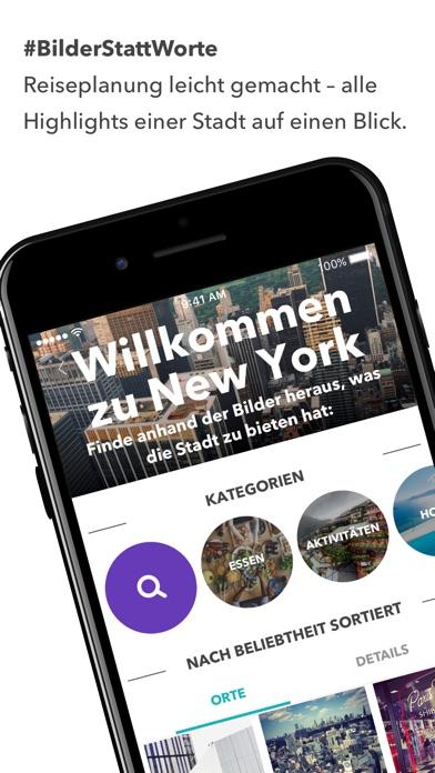Spottly - Foto ReiseführerScreenshot von 1