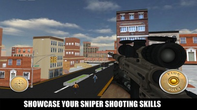 Duty of Snipers Street City screenshot 1