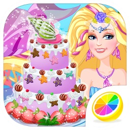 海洋世界甜品屋 - 益智做饭游戏