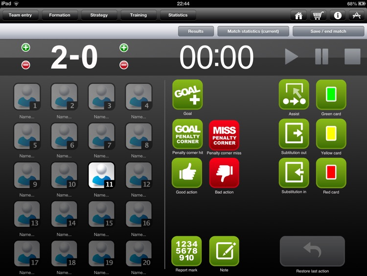 My Field Hockey Coach Pro screenshot-1
