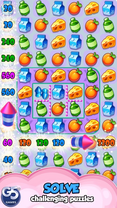 Supermarket Mania - Match 3 screenshot 3