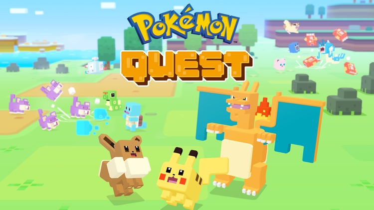 Pokémon Quest screenshot-0
