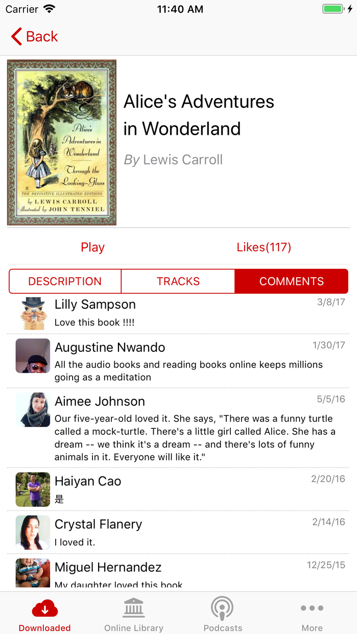 Audio Books Pro Screenshot
