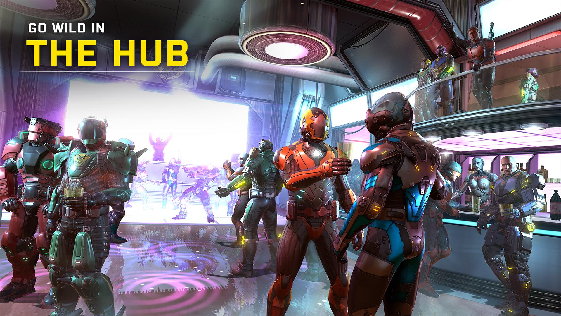 Shadowgun Legends: Online FPS screenshot 25