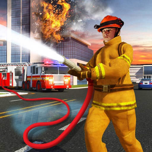 American Firefighter Simulator