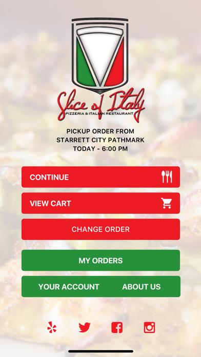 点击获取Slice Of Italy - Order Online