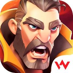 王国守卫军:帝国文明战争时代策略战争游戏