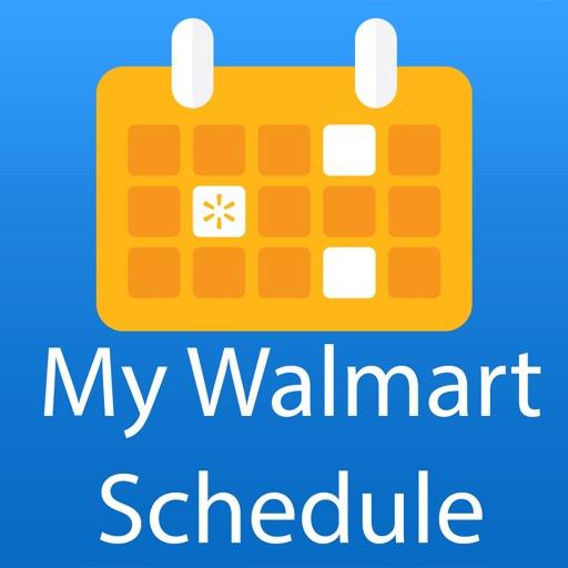 My Walmart Schedule