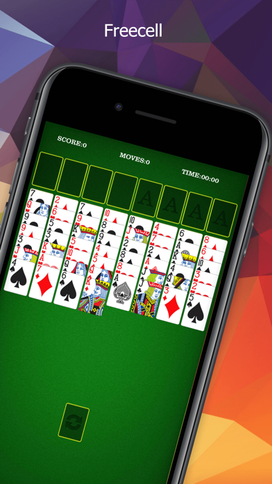 Solitaire Card Games (4 in 1) | App Price Drops