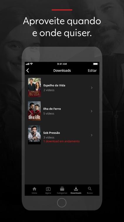 Globoplay screenshot-5