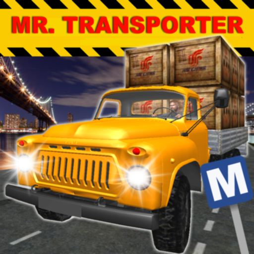 Mr. Transporter - Night Driver