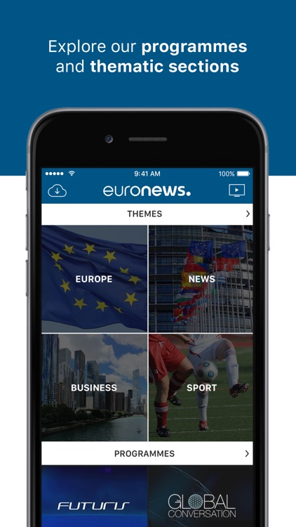 Euronews: World news & TV screenshot-4