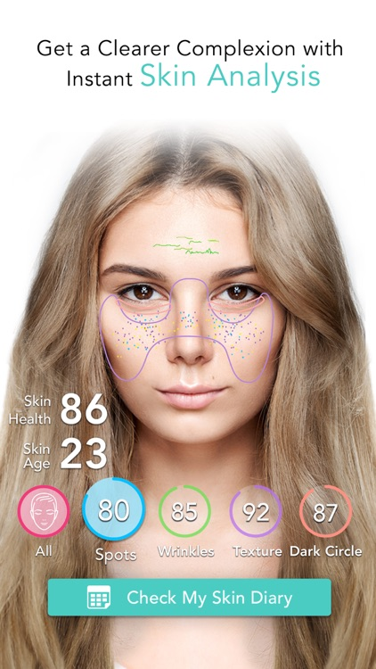 YouCam Makeup-Magic Selfie Cam screenshot-3