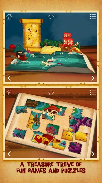 The Pirate Princess ~ 3D Pop-up Book