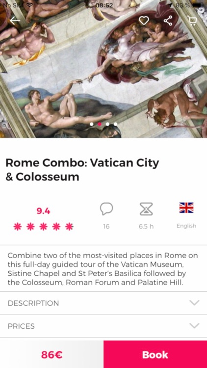 Rome Guide Civitatis screenshot-3