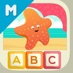 ABC My First Grade Reading Letter A - Z Fun Games