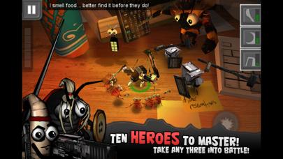 Bug Heroes Deluxe screenshot one