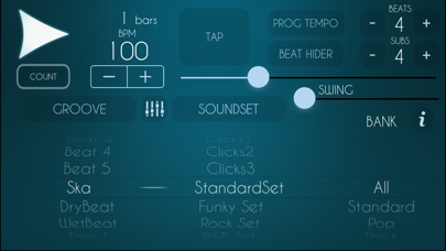 Descargar Super Metronome GrooveBox Lite para Android