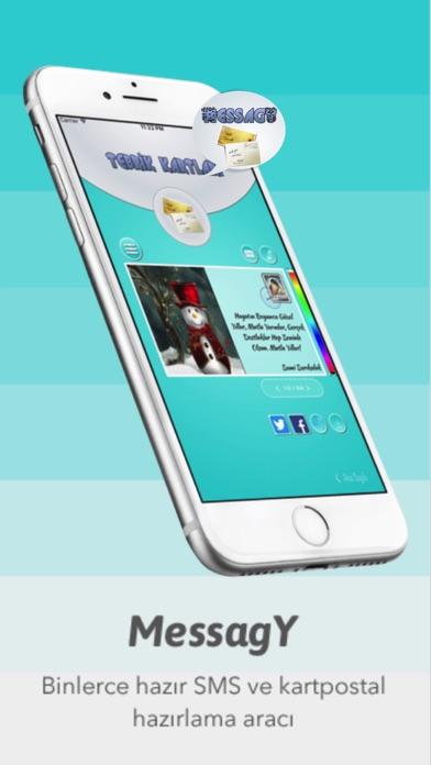 MessagY - Hazır SMS Mesajları