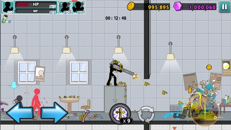 Anger of Stick 5 screenshot-1
