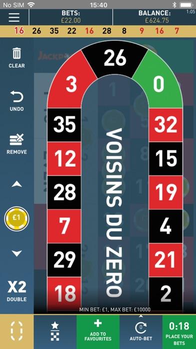 Jackpot247 screenshot three