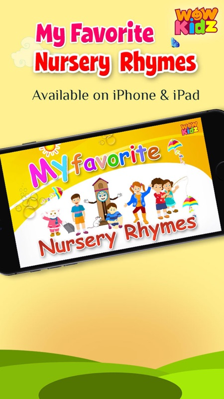 favorite nursery rhymes ten - 392×696