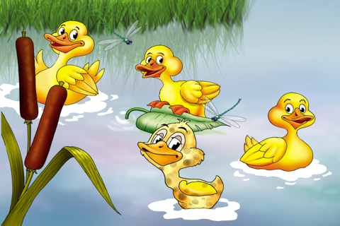The Ugly Duckling Book - náhled