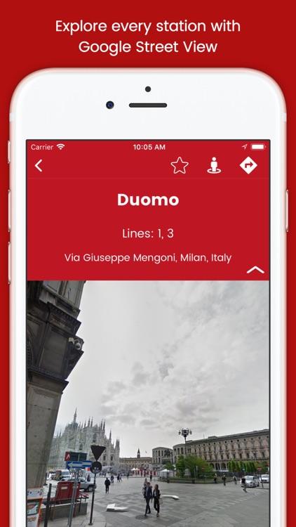 EasyMetro ATM Milan screenshot-3