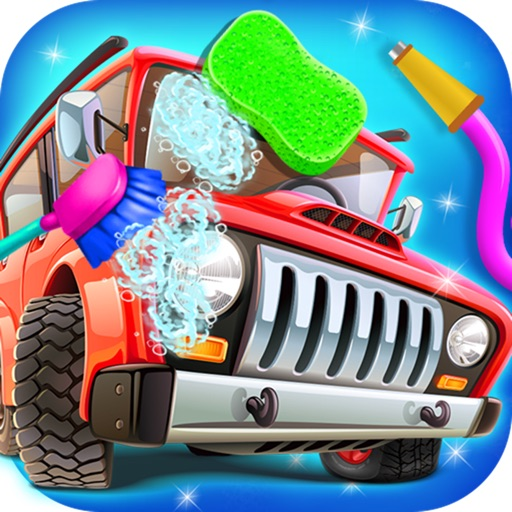 Car Washing - Mechanic Game