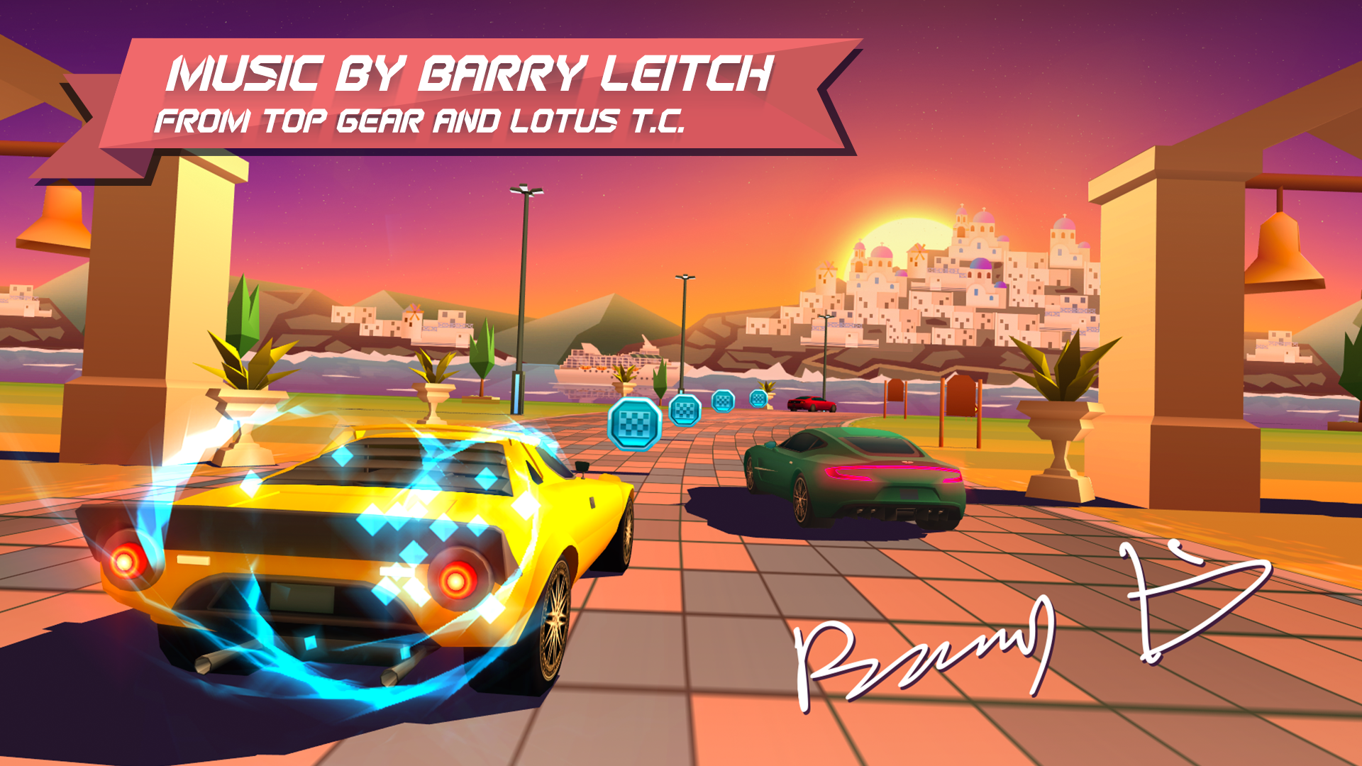 Horizon Chase - World Tour screenshot 16