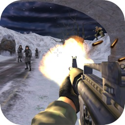 Winter Swat Army Shooting