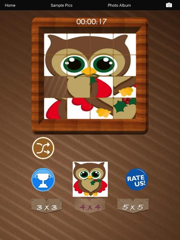 Sliding Puzzle Mania : An Addictive Puzzle Game screenshot 8