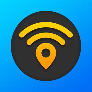 WiFi Map - Scan, Test & Get Fast Internet password Travel app