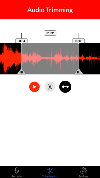 Voice Recorder & Audio Memos screenshot-2