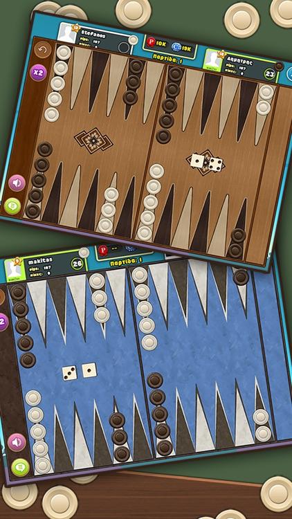Tavli (Greek Backgammon) screenshot-4