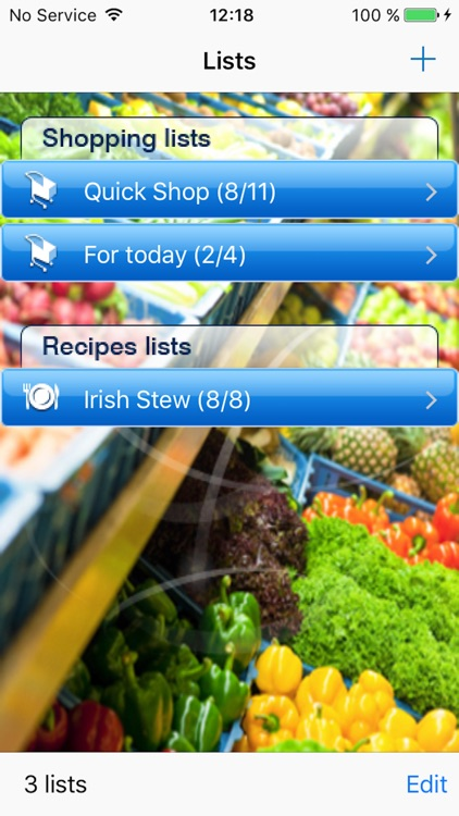 Bazaar Grocery Shopping & Recipes