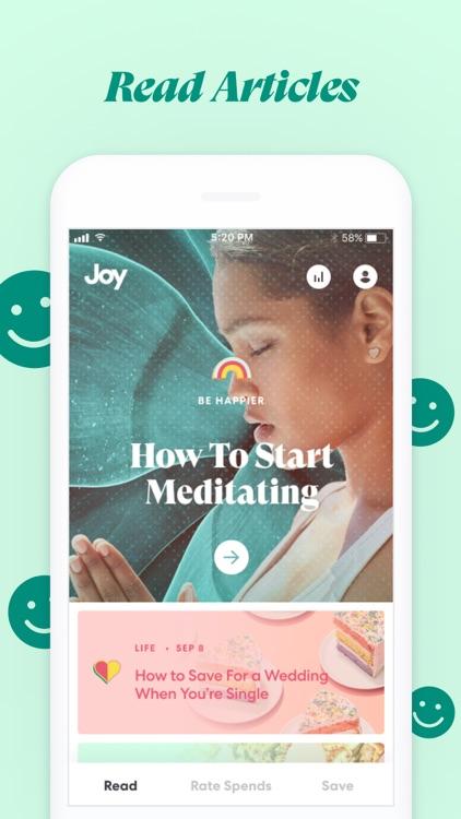 Joy - Money App screenshot-4