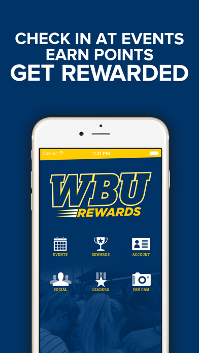 Official WBU Rewards App-0