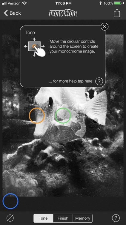 Monokrom B&W Photo Editor