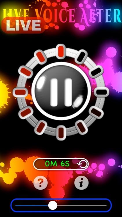 Live Voice Changer (RealTime) screenshot-3