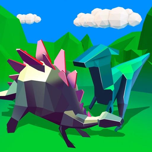 Dino Theme Park Builder Sim