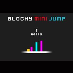Blocky Mini Jump