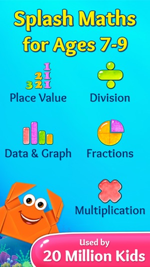 Maths Games - Year 3 for Kids on the App Store