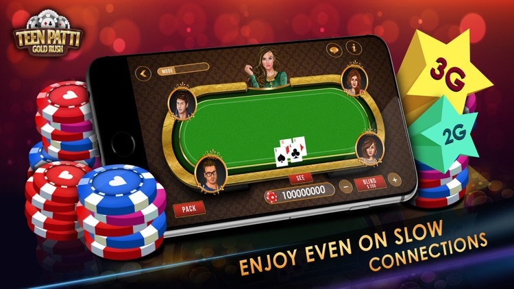Teen Patti Gold Rush -  Poker screenshot-3
