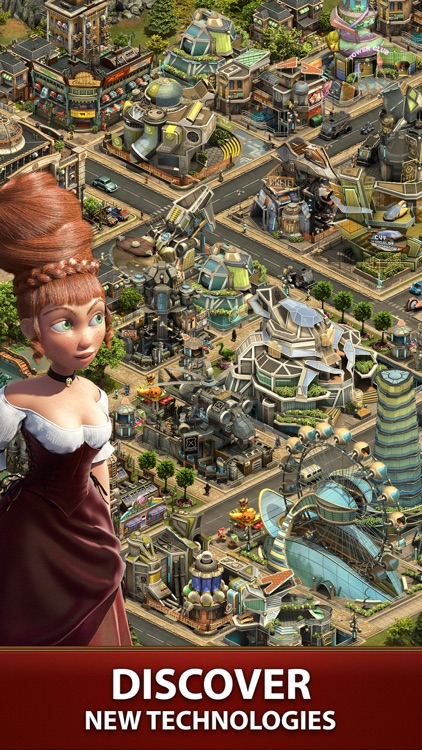 Forge of Empires screenshot-3