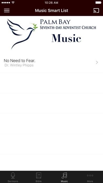 Palm Bay SDA Church App screenshot 3