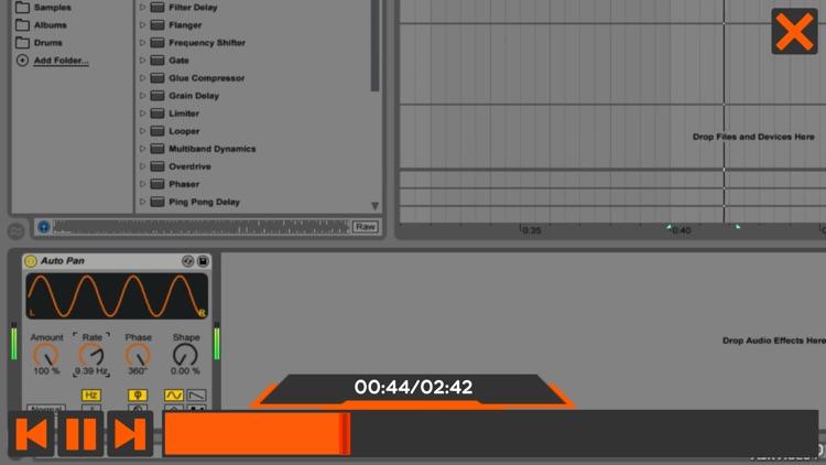 Glitch Course For Live 9 screenshot-3